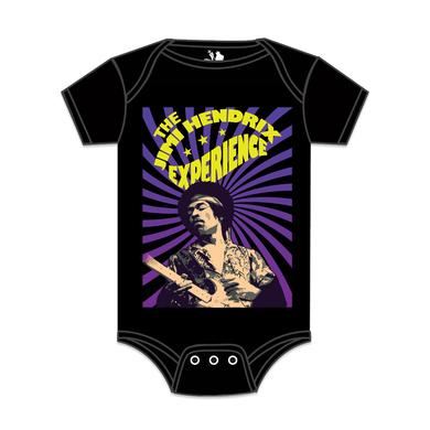 The Jimi Hendrix Experience Baby Romper