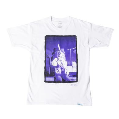 Jimi Hendrix Diamond Supply Co. Lyric T-Shirt in White