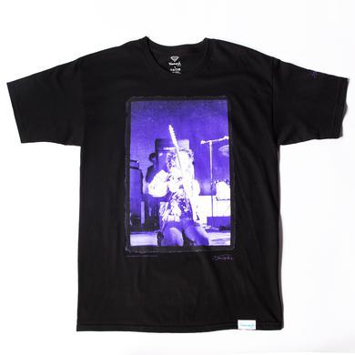Jimi Hendrix Diamond Supply Co. Lyric T-Shirt in Black