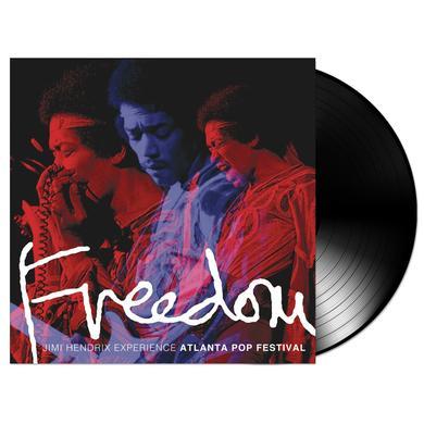 "Jimi Hendrix Freedom: Atlanta Pop Festival 12"" Vinyl"