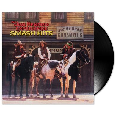 Jimi Hendrix Experience Smash Hits LP (Vinyl)