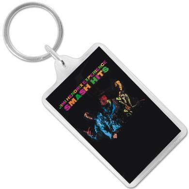 Jimi Hendrix Keychain Smash Hits