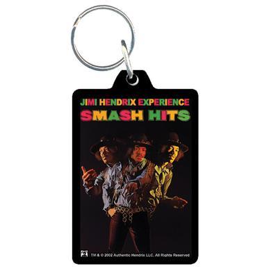 Jimi Hendrix Acrylic Keychain Smash Hits