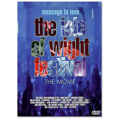Jimi Hendrix Message To Love: The Isle Of Wight Festival DVD