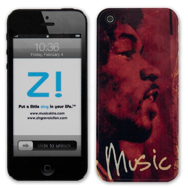 Jimi Hendrix Axis Bold As Love iPhone 4/4S Skin