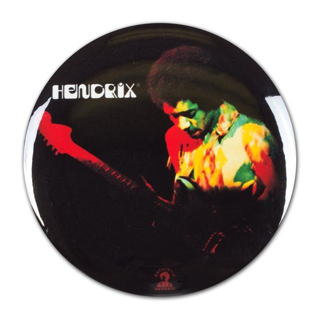 Jimi Hendrix: Band of Gypsys Button