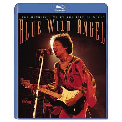 Blue Wild Angel: Jimi Hendrix Live at the Isle of Wight Blu-Ray
