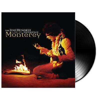 The Jimi Hendrix Experience: Live at Monterey LP (Vinyl)