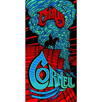 Chris Cornell Event Poster Philadelphia