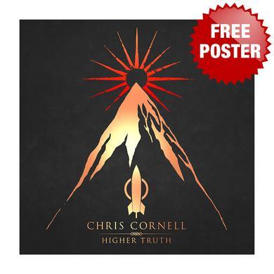 Chris Cornell Higher Truth Vinyl