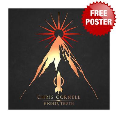 Chris Cornell Higher Truth Deluxe CD
