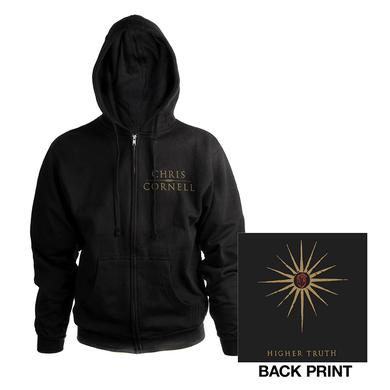 Chris Cornell Higher Truth Zip Hoody