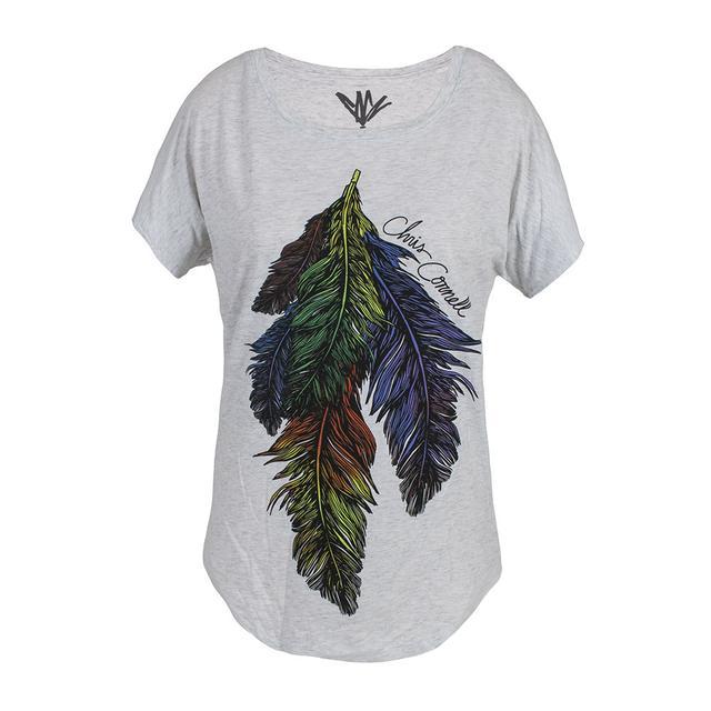 Chris Cornell Women's Feather Dolman