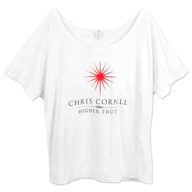 Chris Cornell Higher Truth Slouchy T-shirt