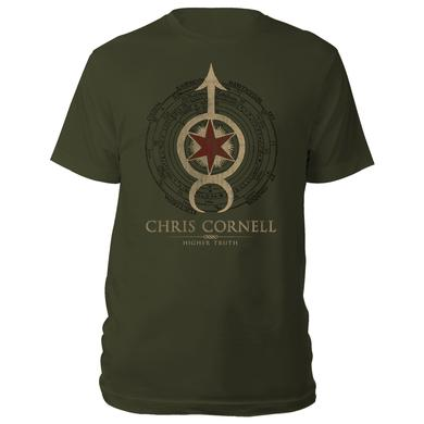 Chris Cornell Star Arrow Higher Truth T-shirt
