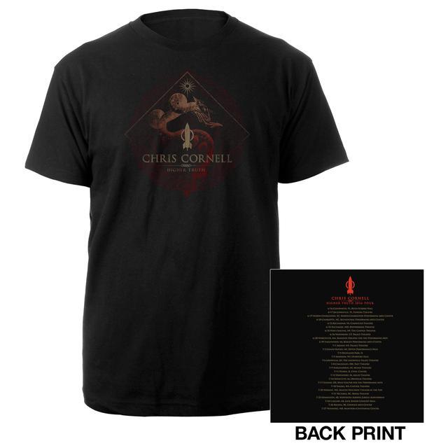 Chris Cornell Serpent US Itin 2016 T-shirt