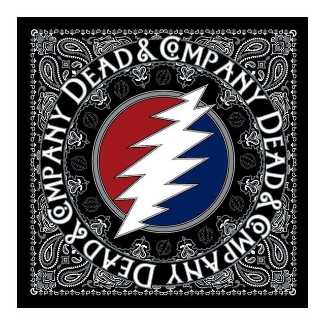 Grateful Dead Dead and Company Bandana