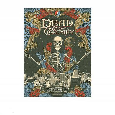 Grateful Dead Madison Square Garden, New York Exclusive Event Poster