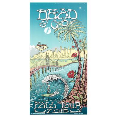 Grateful Dead Dead & Co Poster - Leg 3