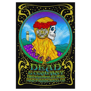 Grateful Dead San Francisco, California Night 1 Exclusive Event Poster