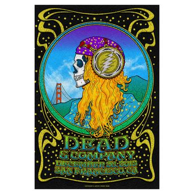 Grateful Dead San Francisco, California Night 2 Exclusive Event Poster
