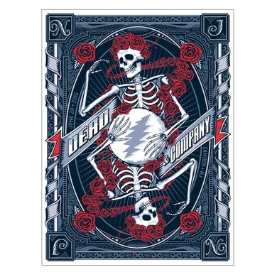 Grateful Dead Camden, NJ Exclusive Event Poster
