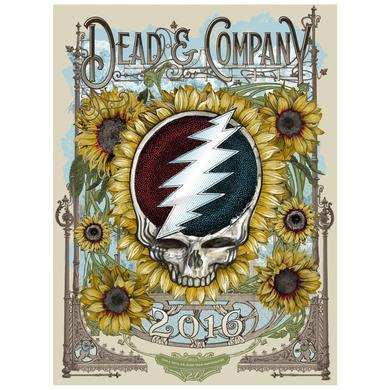 Grateful Dead Chula Vista, CA Exclusive Event Poster