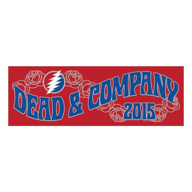 Grateful Dead Bumper Sticker