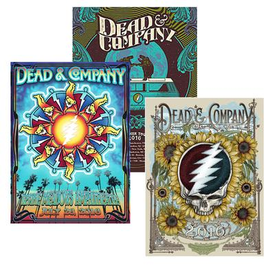 Grateful Dead Exclusive Event Posters Bundle!