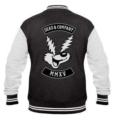 Grateful Dead Electric Eyes Dead & Company Varsity Jacket