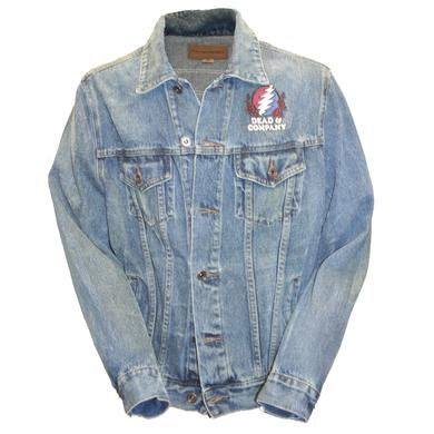 Grateful Dead Dead & Company Denim Jacket