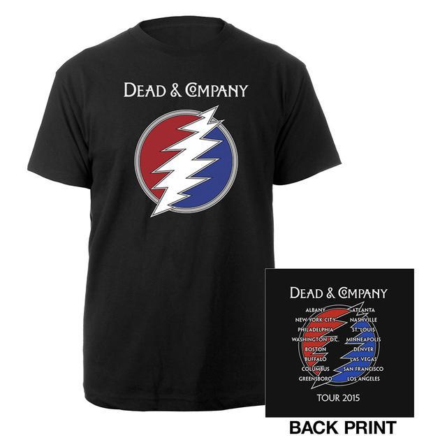 Grateful Dead Dead & Company Logo T-shirt