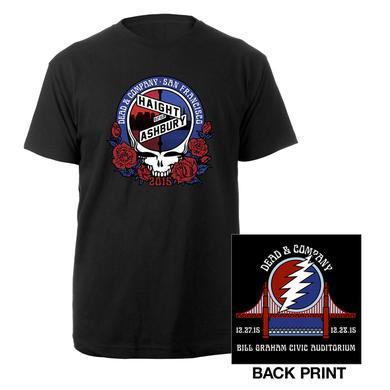 Grateful Dead San Francisco, CA Exclusive Event Shirt