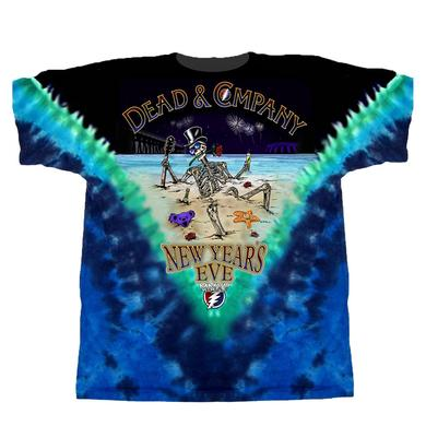 Grateful Dead New Year's Eve Tie Dye Event Tee