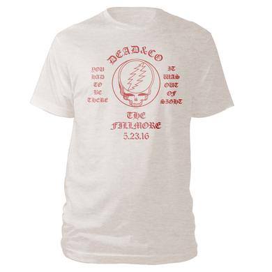 Grateful Dead The Fillmore, San Francisco, CA Exclusive Event Tee