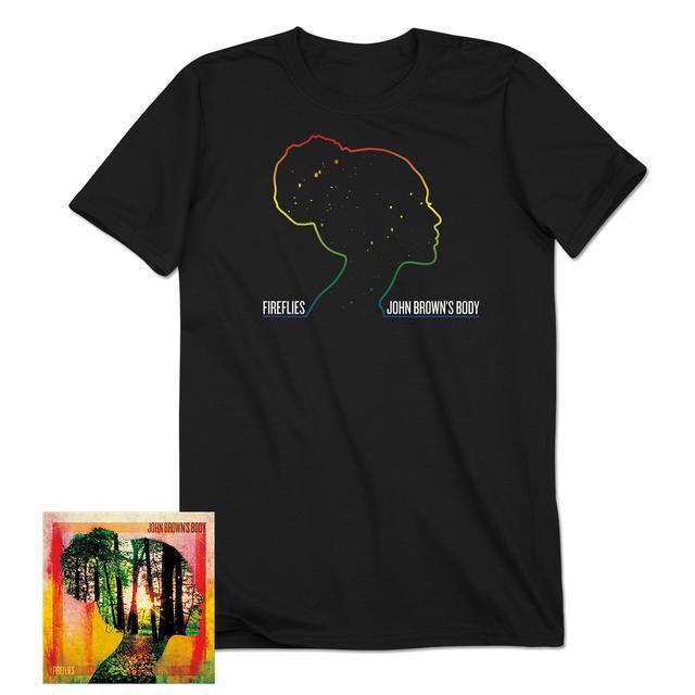 Easy Star Records John Brown's Body Fireflies CD + T-shirt