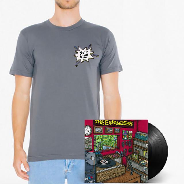 Easy Star Records Old Time Something Come Back Again, Vol. 2 LP + T-shirt bundle