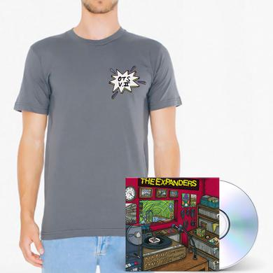Easy Star Records Old Time Something Come Back Again, Vol. 2 CD + T-shirt bundle