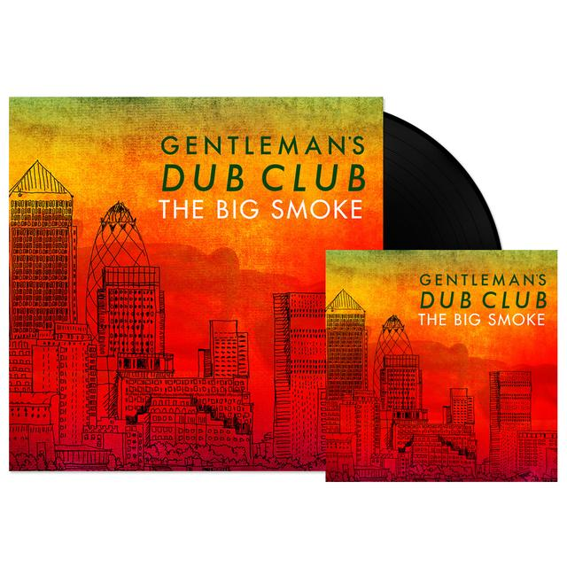 Easy Star Records Gentleman's Dub Club CD + LP Bundle