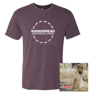 Easy Star Records Radiodread Special Edition CD and Men's T-Shirt Bundle