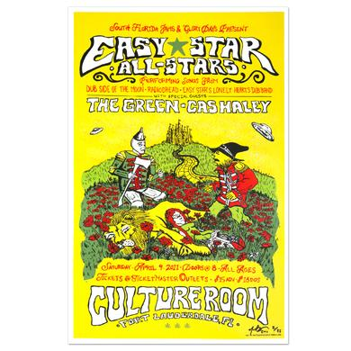 Easy Star Records Easy Star All-Stars Poster - April 10, 2011 - Fort Lauderdale