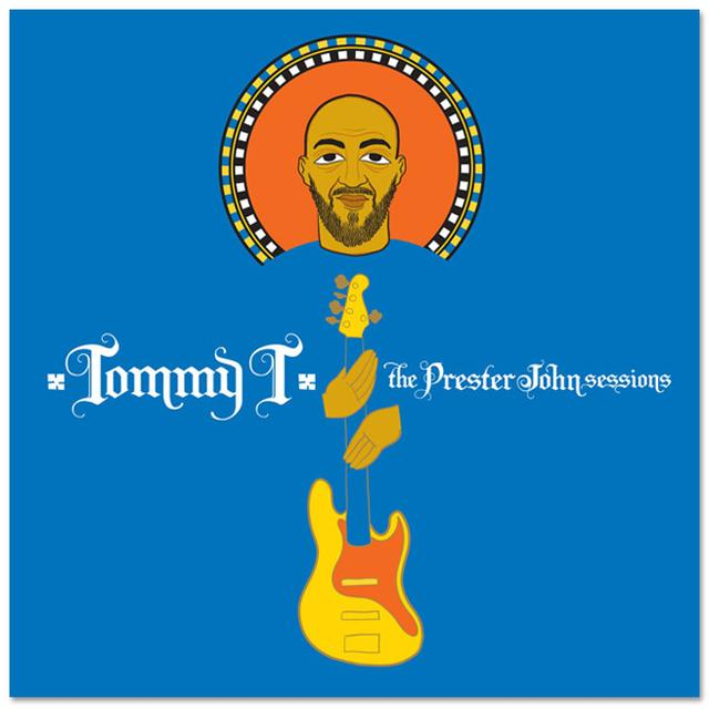 Easy Star Records Tommy T - The Prester John Sessions CD