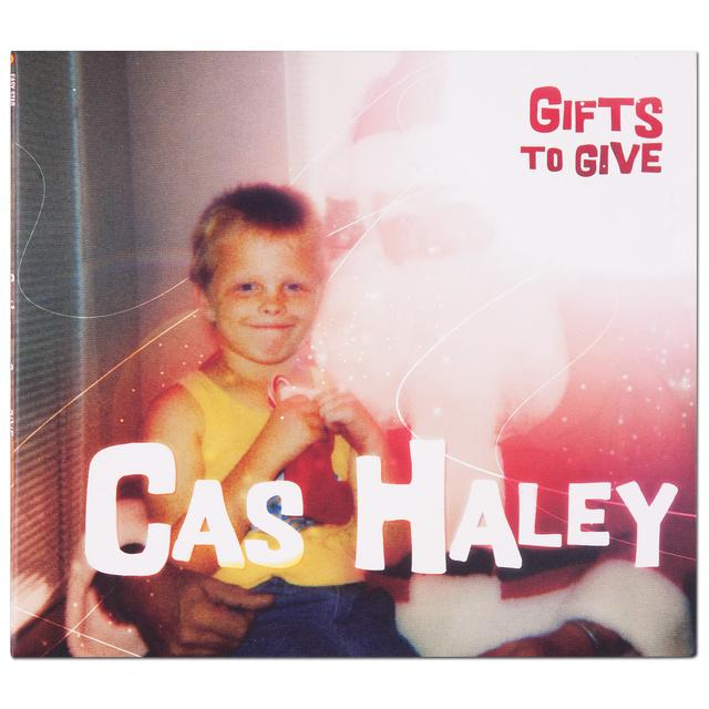 Easy Star Records Cas Haley - Gifts To Give EP