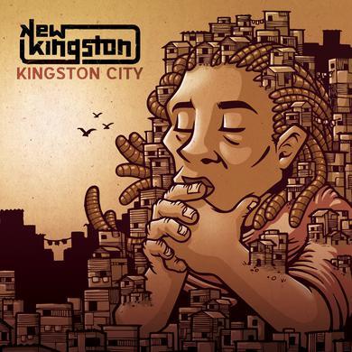 Easy Star Records New Kingston - Kingston City CD