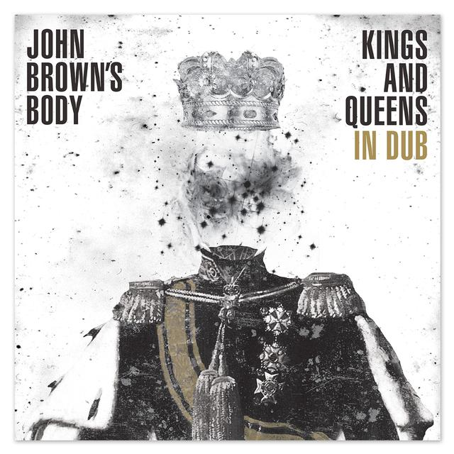 Easy Star Records John Brown's Body - Kings And Queens In Dub CD