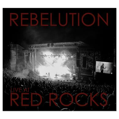 Easy Star Records Rebelution Live At Red Rocks CD/DVD