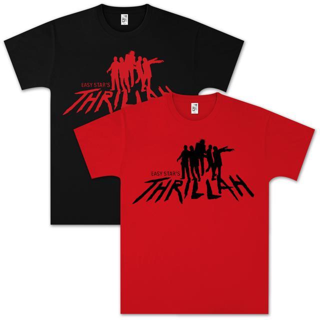 Easy Star Records Easy Star Thrillah T-Shirt Men's