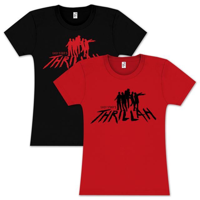 Easy Star Records Easy Star Thrillah T-Shirt Women's