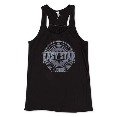 Easy Star Records Circle Logo Women's Racer Back Tank