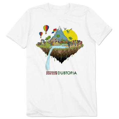 Easy Star Records Gentleman's Dub Club Dubtopia T-Shirt
